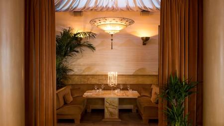 Nolinski Le Restaurant, part of Nolinski Paris, serves delicious contemporary cuisine with Mediterranean influences