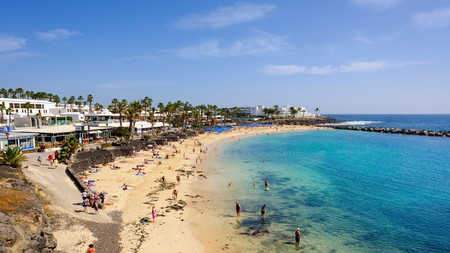 From busy resort esplanades to secluded coves, Lanzarote's beaches will delight families and snorkelers alike