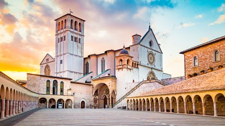 Take in the sights of this historic hilltop town at a leisurely pace by booking into one of Assisi's best hotels