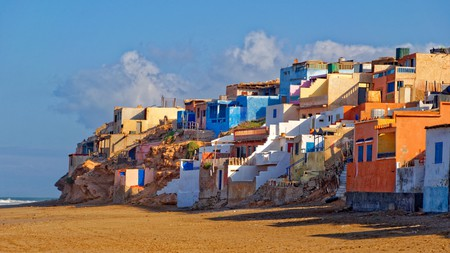 Many of the coastal towns in Morocco, such as Tifnit, are known for their surf