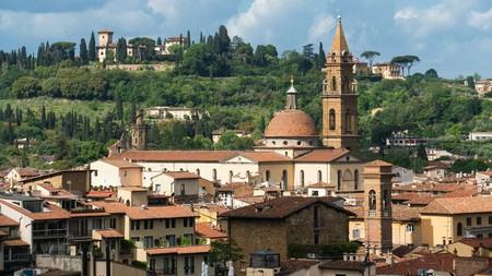 Soak up authentic Florentine life with a stay in this historic quarter