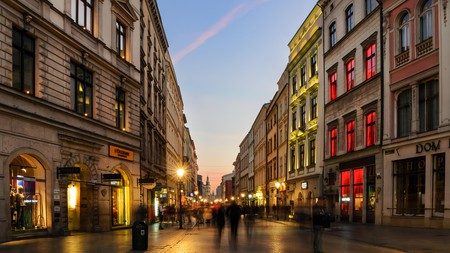 Kraków is among the cheapest shopping destinations in the world