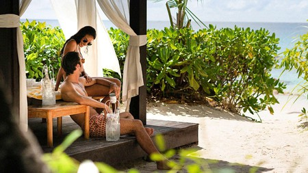 Take your romance to the next level in the honeymooners' paradise of the Seychelles