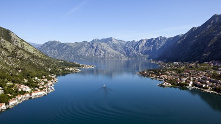 Montenegro offers pretty seaside towns, jagged mountains and a distinguished culinary scene