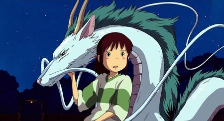 Spirited Away by Studio Ghibli 2001