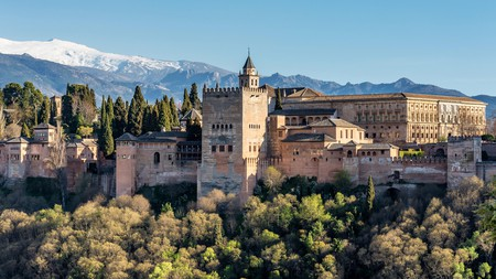 Andalucia is home to some unique architecture, including the Moorish Alhambra palace, near Granada