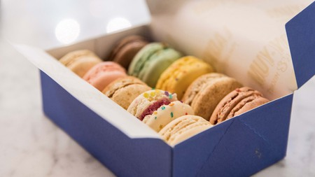 Seattle is a sweet lover's paradise, where tasty treats, such as Lady Yum macarons, abound