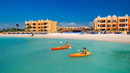 The Royal Haciendas is one of the family-friendly resorts in Playa del Carmen offering plenty to keep both kids and parents happy