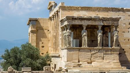The Erectheion, Athens
