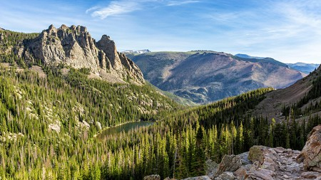 The Rocky Mountain National Park is the perfect getaway for animal lovers and outdoor enthusiasts