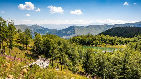 Albania is rich with lakes and rivers, forests and mountains