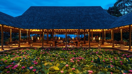 Check into the Datai Langkawi, one of the most secluded resorts on the island
