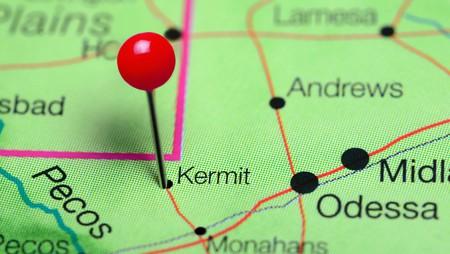 Trip to Kermit, anyone?