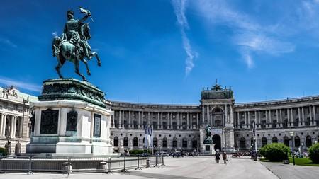 Make sure to visit the Hofburg on your next trip to Vienna, Austria