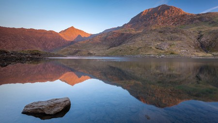 Come to Snowdonia to climb Snowdon, the tallest mountain in Wales