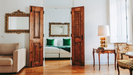 Settle into rustic-luxe charm in the heart of the city