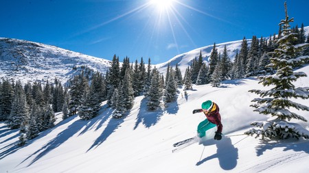 Spring is a great season to embrace the stoke on the slopes