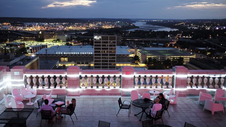 Nestled on the Arkansas River, Tulsa has a dazzling mix of culture, cuisine and cocktails