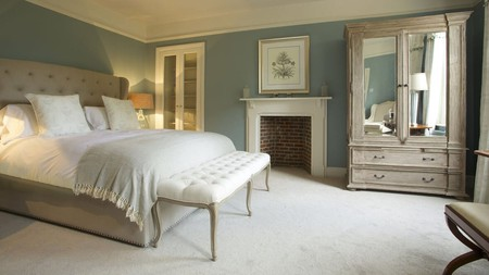 Stay in The Northgate for period furniture and Victorian fireplaces