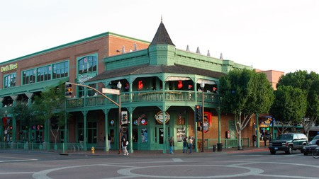Downtown is home to some of the best restaurants in Tempe, Arizona
