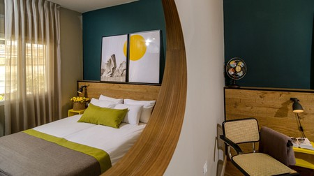 The White House Hotel in Tel Aviv is a great choice if you fancy a budget-friendly boutique hotel