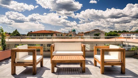 Enjoy the views and nearby sights of Florence from your own stylish Airbnb or holiday rental
