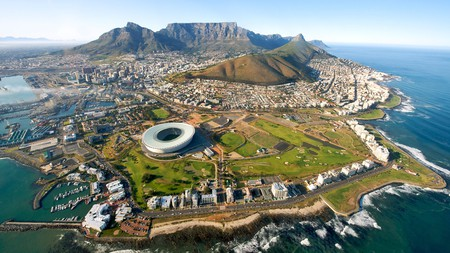 Cape Town's multicultural heritage is reflected in its delicious cuisine