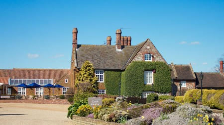 Caley Hall Hotel is just a 10-minute walk from Hunstanton North Beach