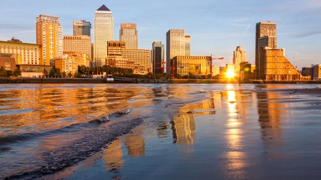 While Canary Wharf is a major business district, it has a lot to offer, including sweeping views and lush green spaces