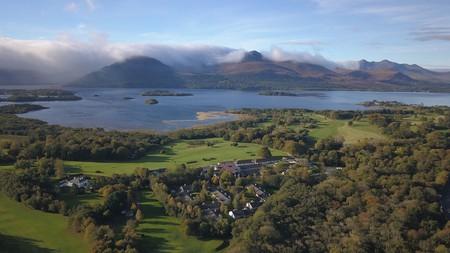 Enjoy the surroundings of Castlerosse Park Resort in Killarney