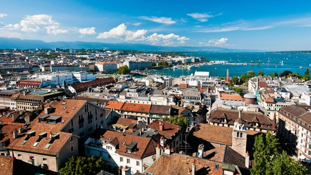 Geneva is a great first stop on a trip to Switzerland