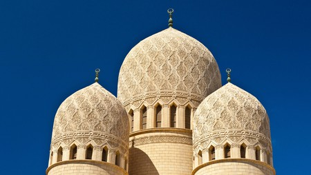 The beautiful Abu al-Abbas al-Mursi Mosque is just one of the historically significant sights to see in Alexandria