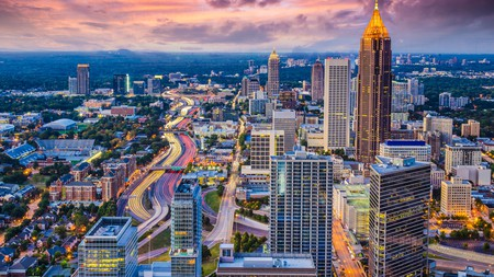 Atlanta is home to a number of vibrant neighborhoods brimming with attractions, restaurants and bars