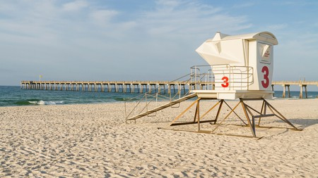Throw down a towel at Pensacola Beach for a chilled afternoon in paradise