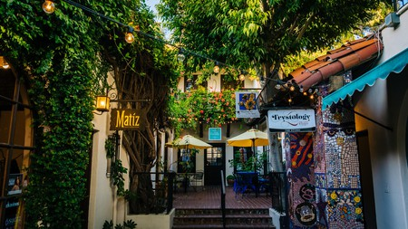 Downtown Ventura hums with a chic yet quirky sense of cool