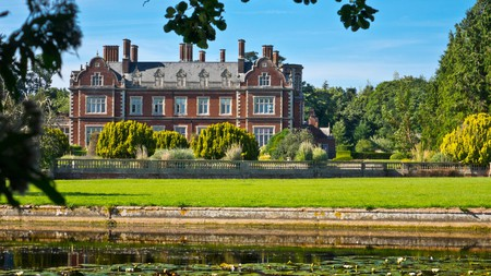 Charming boutique hotels, such as Lynford Hall, dot Norfolk's landscape and make for a memorable stay