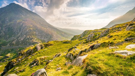 Embark on an epic wild adventure in the rural beauty of Snowdonia National Park in North Wales