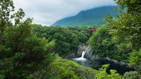 Toroki Falls is part of the fairytale landscape of Yakushima, one of Japan's magical destinations yet to hit the mainstream