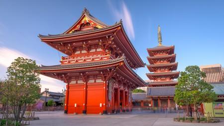 Make sure you visit the Sensō-ji Temple in Asakusa on your next trip to Tokyo, Japan