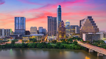 Austin has a beautiful skyline, plenty of attractions and outdoor spaces, and top-notch restaurants