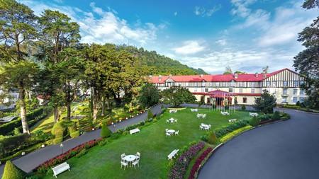 Visitors can enjoy a stately setting at a reasonable price at the Grand Hotel, Nuwara Eliya