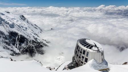 Mont Blanc is the crown jewel of the Chamonix region