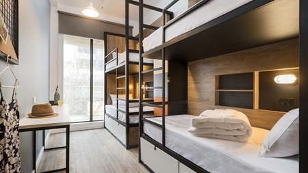 Hostel G in Perth, Australia, offers stylish accommodation at an affordable price