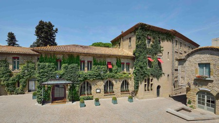 Hotel de la Cité de Carcassonne is to be found in the medieval heart of Carcassonne, with enchanting views across the city