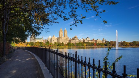 The Reservoir is one of many places to explore in Central Park, the green heart of New York City