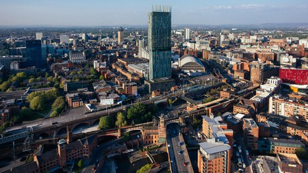 Manchester boasts some of the hippest neighbourhoods in the UK