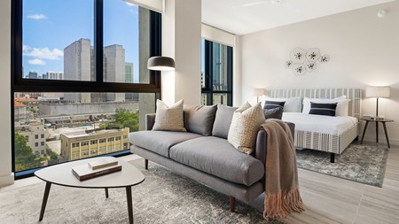 Mint House puts you right in the heart of Downtown Miami