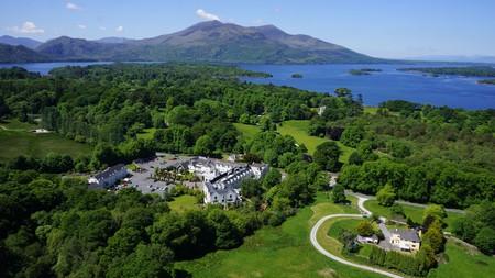 Muckross Park Hotel has an enviable location within Killarney National Park