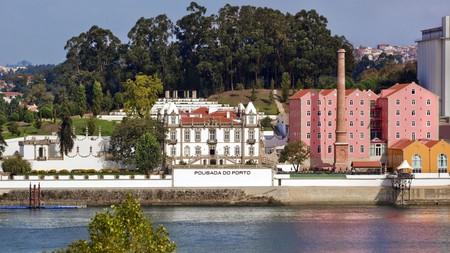 On the banks of the Douro, the Pestana Palácio do Freixo, a baroque 18th-century palace with French gardens.