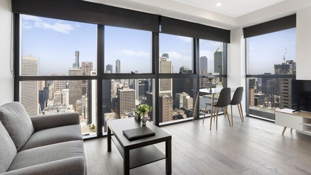 A stay at Platinum City Serviced Apartments comes with unforgettable city views